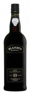 Blandy's Bual 10 Year Old
