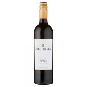 Co-op Vanderburg Shiraz Pinotage Wine1 Aug 13