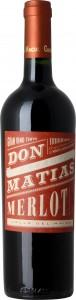 Don Matias Merlot