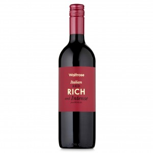 Waitrose Rich Italian Red